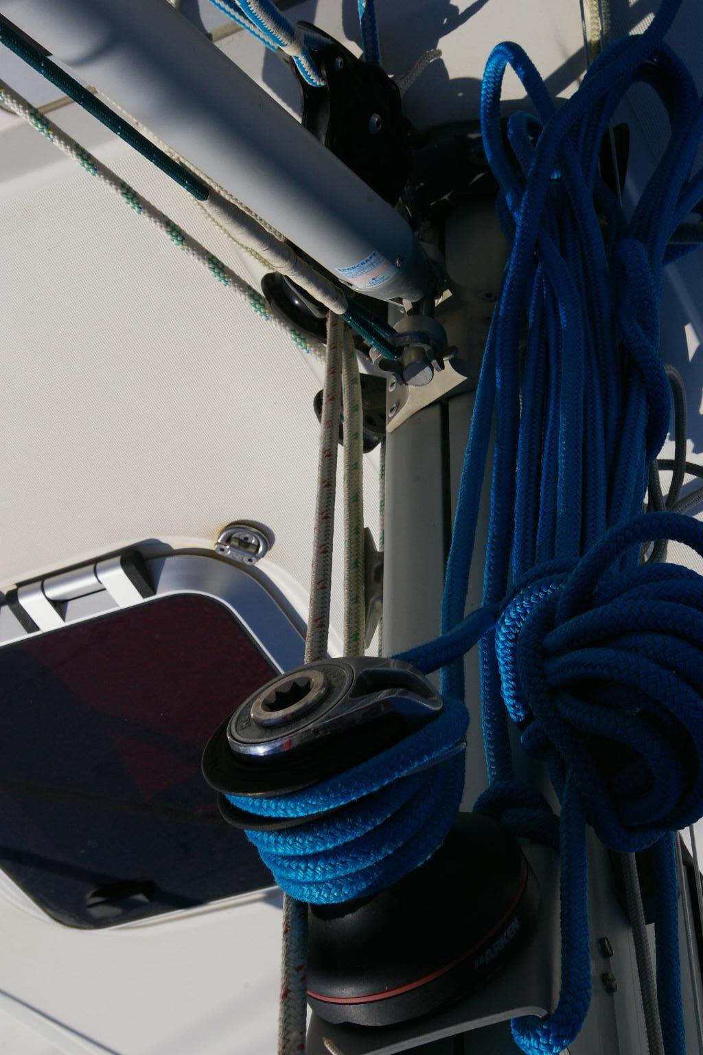 Vente et pose d'équipements - atout nautisme - chantier naval lorient